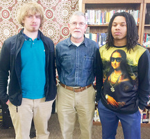 BHS' Davis, Carnell, Snead in SKILLSUSA competition