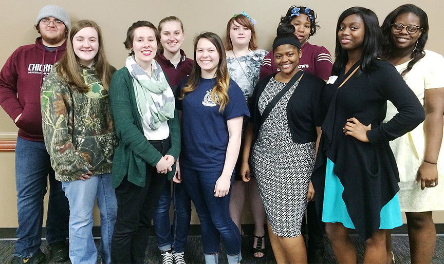 Blytheville students participate in regional science fair