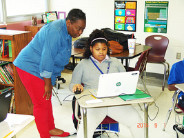 Chromebooks, new apps among improvements for Blytheville students